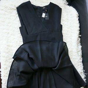 Maje Dresses - NWT Maje Sleeveless Skater Dress Size 3